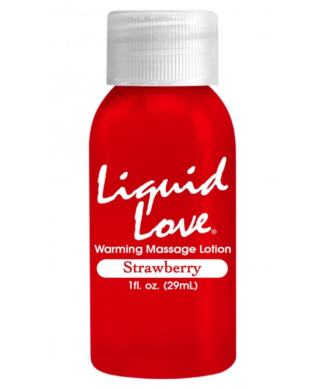 Aceite Caliente Comestible Liquid Love