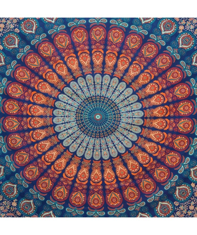Mandala Decorativa Pared o Cama