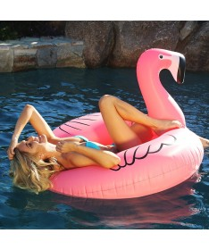 Inflable flamingo Gigante